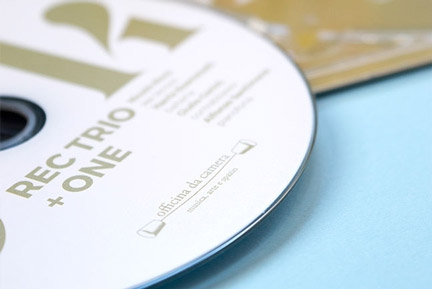 REC TRIO + ONE @ OFFICINA DA CAMERA – CD ALBUM